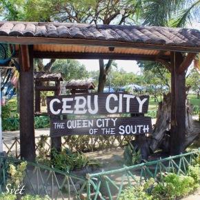 Letem světem Filipínami aneb zastávka třetí – městoCebu